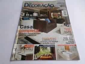 Revista Lar Em Reforma Decoração Casa Completa - Raridade