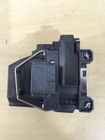 Lâmpada Para Data Show Epson S12+ Com Case Original.