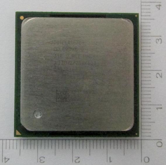Processador Intel Celeron D 2,13 Ghz /256/533 Socket 478