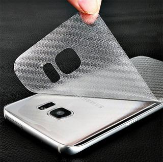 Capa Película Traseira Estilo Adesivo P/ Galaxy J5 J7 Metal