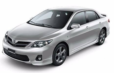 Sucata Toyota Corolla Vvt-i Automat ( Pra Retirada De Peças)