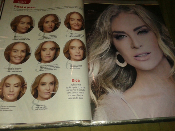 Revista Contigo Angélica/xuxa/marcos Mion