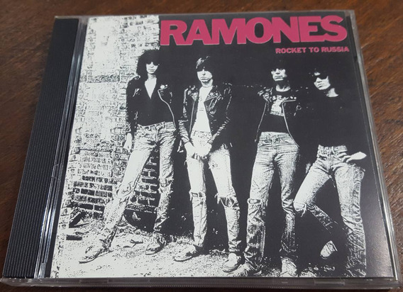 Ramones - Rocket To Russia Cd The Remaster Series Brasilero