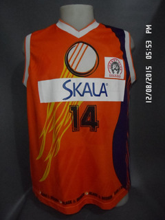Camisa Basquete Jockey Clube Uberaba