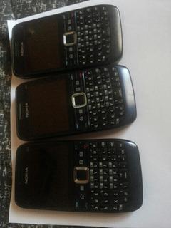 3 Nokia E63 R$ 150,00