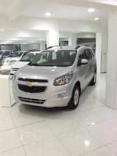 Chevrolet Spin Lt 5 Asientos 0km 2016 Concesionario Oficial
