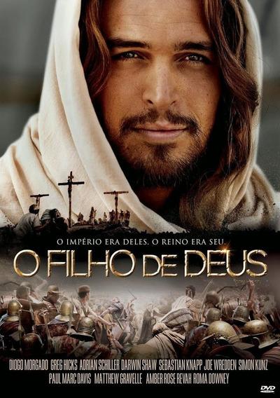 O Filho De Deus - Jesus Em Hd - Midia Digital