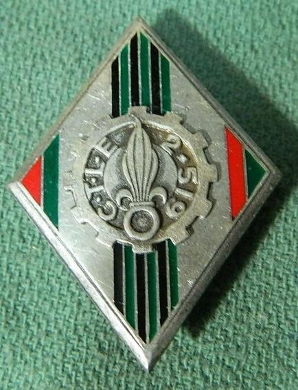 Legion Extranjera - Francia - Insignia - Nº47