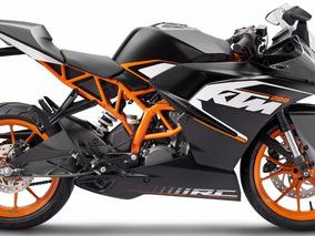 Moto Ktm Rc 200 0km 2016