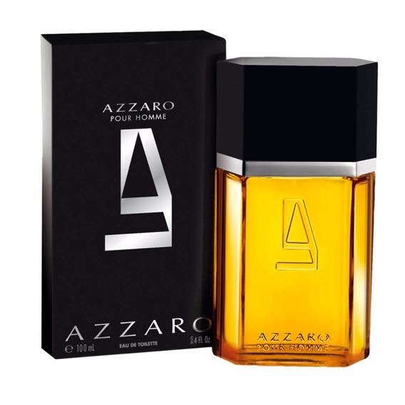 Azzaro Pour Homme Masculino Eau De Toilette, 100ml