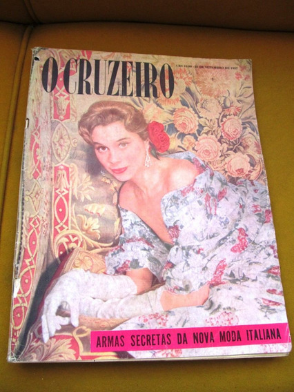 Cruzeiro 1957 Interlagos Fazenda Imperial Sorocaba Pittman