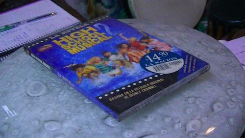 High School Musical 2 La Novela Nuevo En Celofan