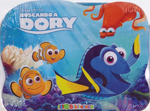 Buscando A Dory - Mi Primera Biblioteca - Set 3 - Collectoys