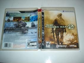 Call Of Duty Modern Warfare 2 Ps3 Midia Fisica Original C01