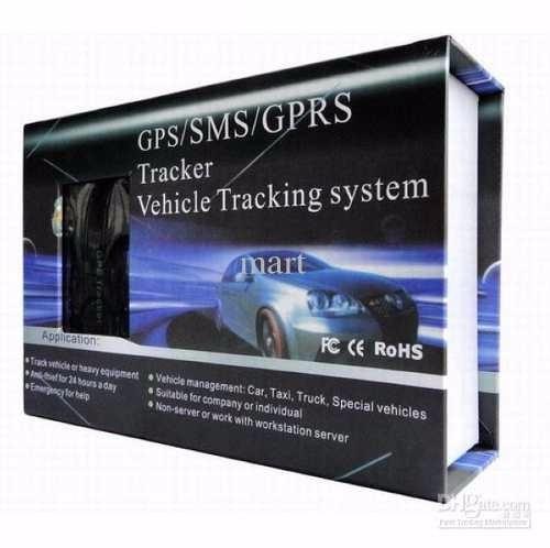 Rastreador Gps Tracker Tk103 Para Autos Con Microfono Espia