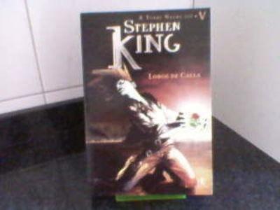 Livro Lobos De Calla A Torre Negra - Volume V Stephen King