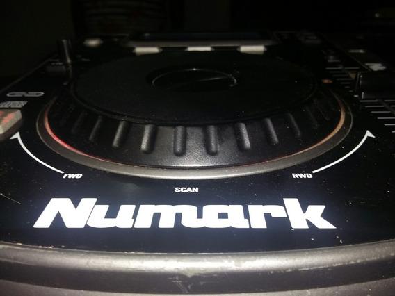 Kit Cdj Numark + Mixer Numark 974610448 Wpp! Usado Usado