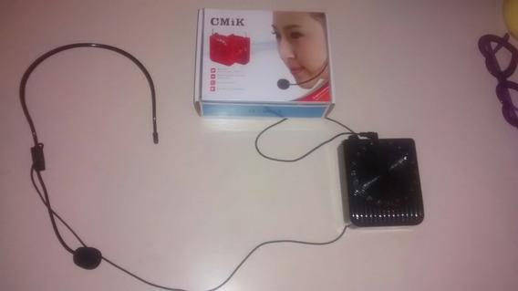 Mp3 Radio E Microfone