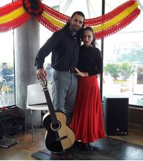 Show Flamenco Fiesta Temática Española Flamencolombia.com