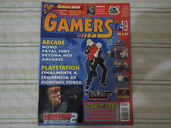 Revista Gamers #49