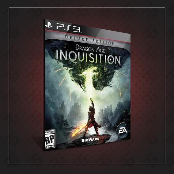 Dragon Age: Inquisition Deluxe Edition - Mídia Digital - Pl