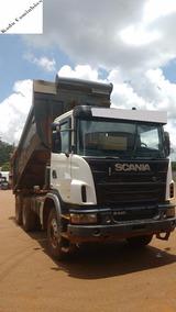 Scania G440 6x4 2012/2012 Caçamba Rossetti Excelente Estado.