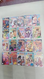 Revista De Comics Antigua De Fuego 1982 Precio X C/u