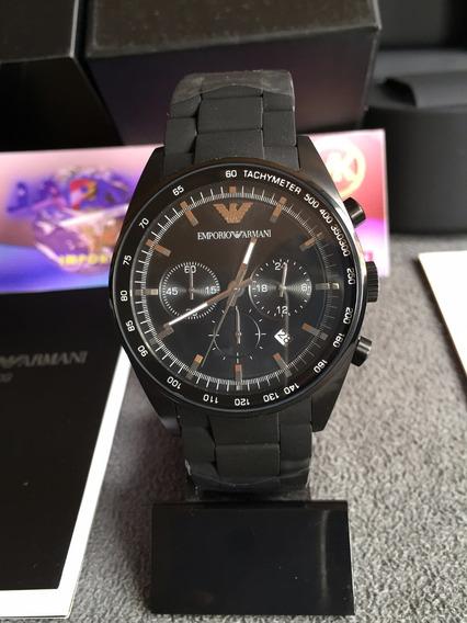 Relógio Empório Armani Ar5981 100% Original 12x Sem Juros