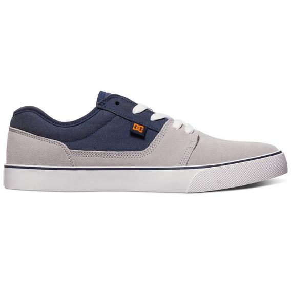 Tenis Hombre Tonik M Shoe Xssb Gris Spring 2016 Dc Shoes