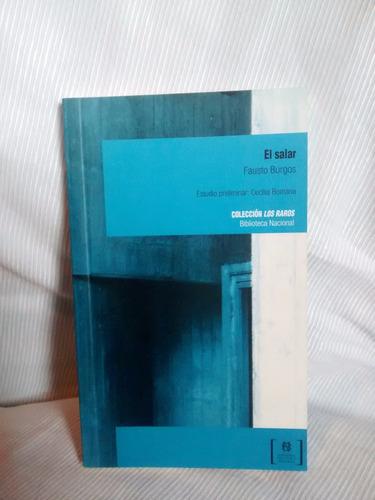 Imagen 1 de 4 de El Salar Fausto Burgos Biblioteca Nacional Los Raros
