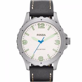 Relógio Masculino Fossil Analógico Jr1461/0cn 10atm Com Nfe