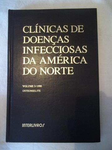 * Livro Clínicas De Doenças Infecciosas Da América Do Norte