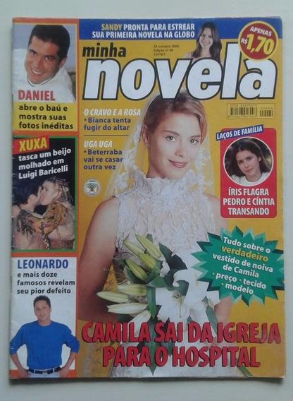 Minha Novela Nº 60 2000 Laços De Família Daniel A Usurpadora