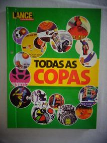 Livro Todas As Copas Futebol Lance*