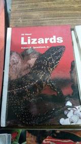 Livro Tudo Sobre Lagartos (all About Lizards) Robert G. Spra
