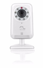 Camera Ip Wireless Plug And Play Multilaser