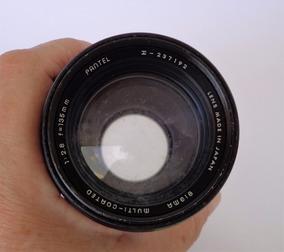 Lente Sigma Multi-coated 1:2.8/f=135 Mm Pantel (p/pentax- K)
