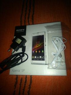 Smartphone Xperia Sp/ 1 Mês De Uso Tem Garantia.