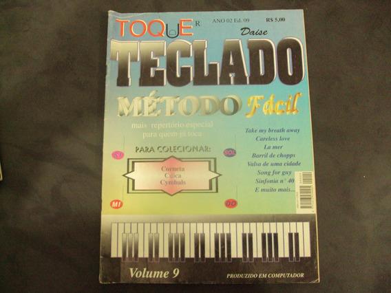 R/m - Revista Toque Teclado Fácil N 9