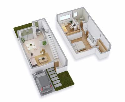 Casa en venta en Excelente Ubicación 1122 - El Pinar U$S 100.000 65 m² Más de 4 ambs