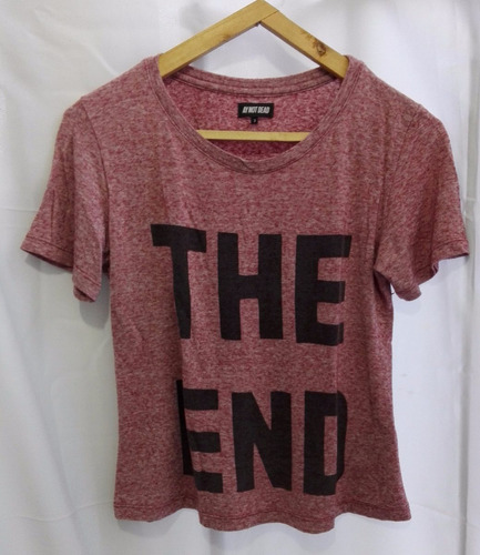 Remera Ay Not Dead Talle 2 - The End