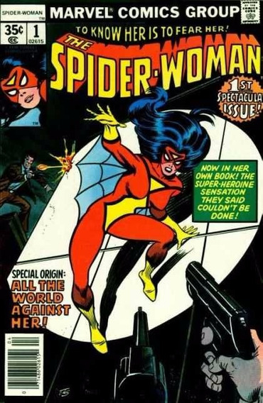 Marvel Spider-woman - To Know Her Is To Fear Her! - Volume 1