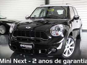 Mini Cooper Countryman S Turbo All4 Garantia De Fáb.