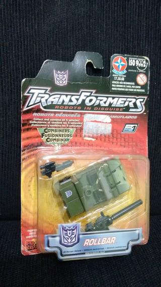 Transformers Rid Rollbar - Combiners Ruination Lacrado