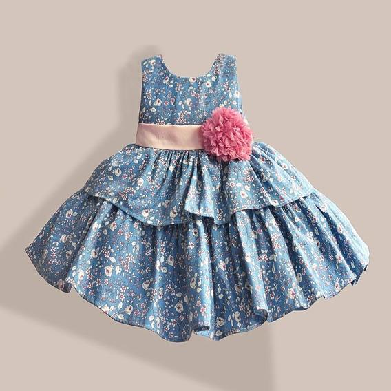 Vestido Infantil Criança Festa Floral - Diversos Modelos