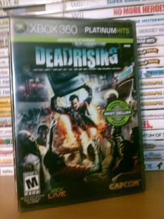 Dead Rising - Nuevo Y Sellado - Xbox 360