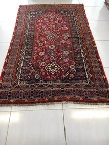 Shiraz 250x150cm Artesanal Legitimo Tapete Persa Rustico Cer