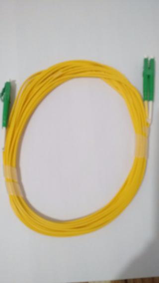 Patch Cable Single-mode Lc/apc To Lc/apc Duplex 3m