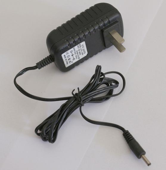 Kit 2 Fontes 8v 500ma P/ Transmissor/receptor/câmera S/ Fio