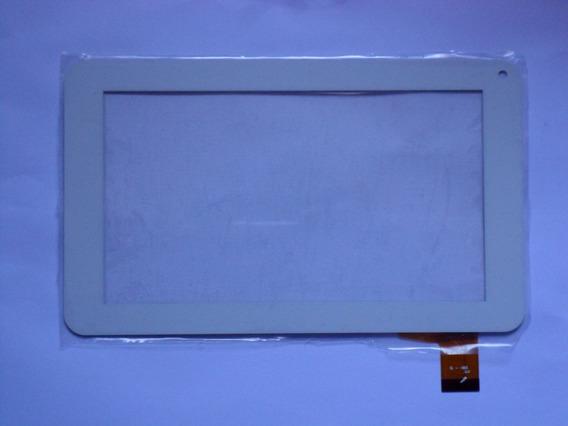 Tela Touch Tablet Dl Hello Kitty Pad Branco 7 Polegadas